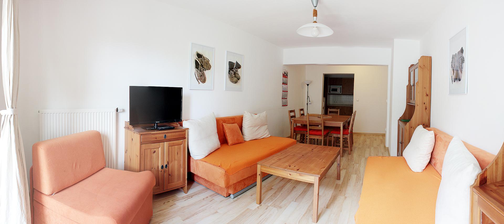 Apartmány Lipno Bouček - Apartmán č.3
