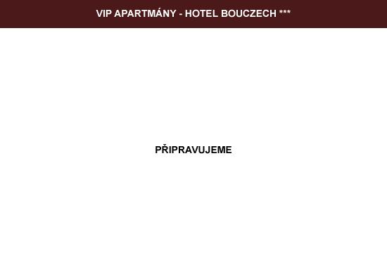 VIP apartmány - Hotel BouCZECH ***