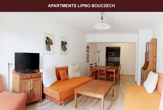 Appartments BouCZECH Lipno