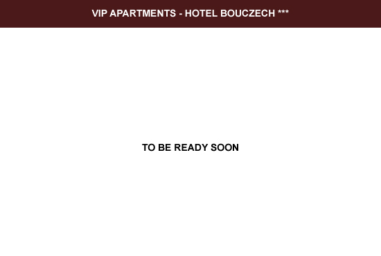 VIP appartments - Hotel BouCZECH ***
